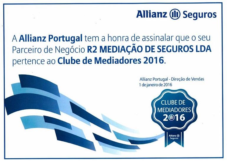 Clube Mediadores 2016