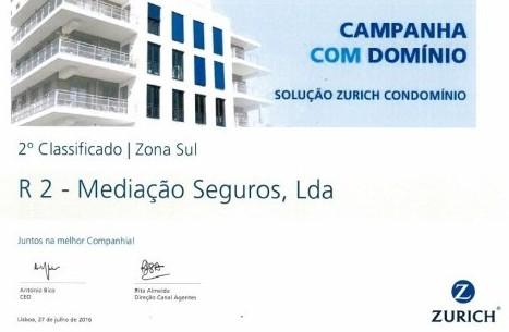 2º lugar| Zona Sul na CAMPANHA COM DOMÍNIO